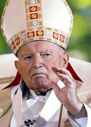 Indirekter Vergleich von Holocaust und Abtreibung: Papst Johannes Paul II.