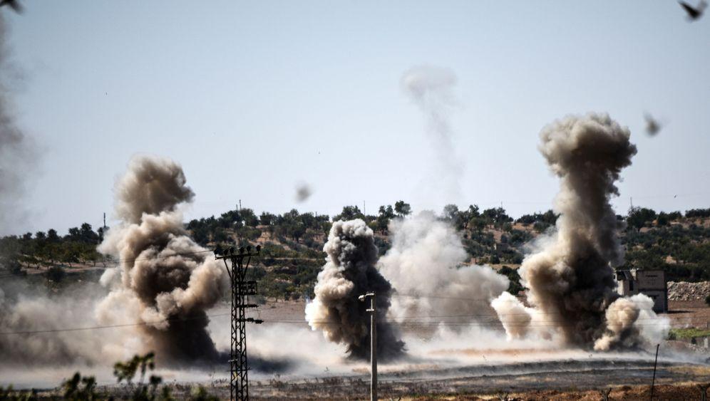 Dscharabulus in Syrien: Der IS ist weg, das Leben kehrt zurück