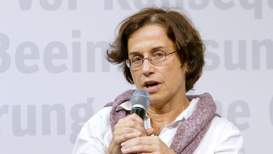 Cornelia Koppetsch (bei der Frankfurter Buchmesse 2019)