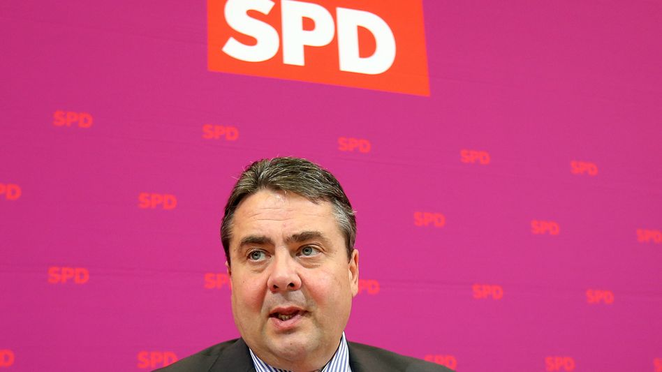 SPD-Chef Gabriel: Votum bindet die Parteiführung, wenn 20 Prozent mitstimmen