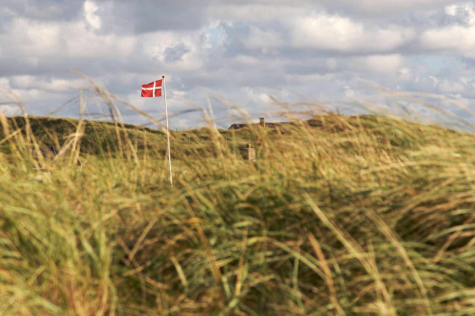 EINMALIGE VERWENDUNG Dänemark / Klima