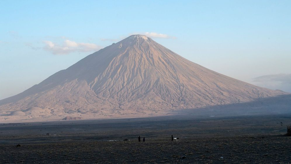Vulkan Ol Doinyo Lengai in Tansania: Blick in das Höllentor