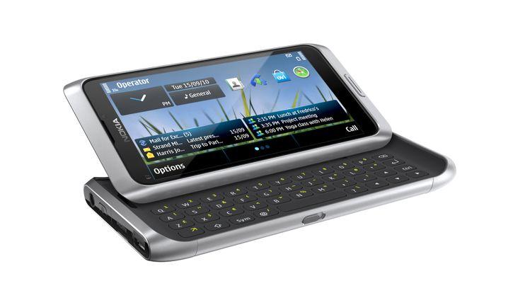 Der letzte Communicator: Nokia E7