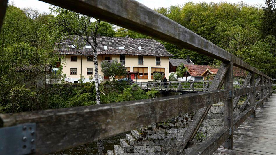 Tatort Gästezimmer: Pension an der Ilz in Passau