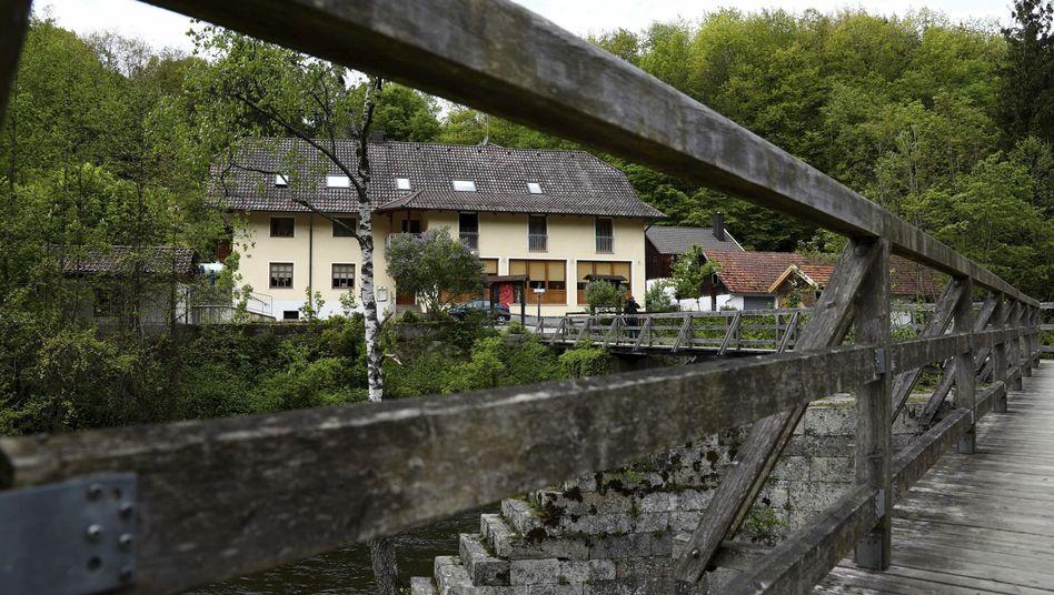 Tatort: Pension in Passau (Archiv)