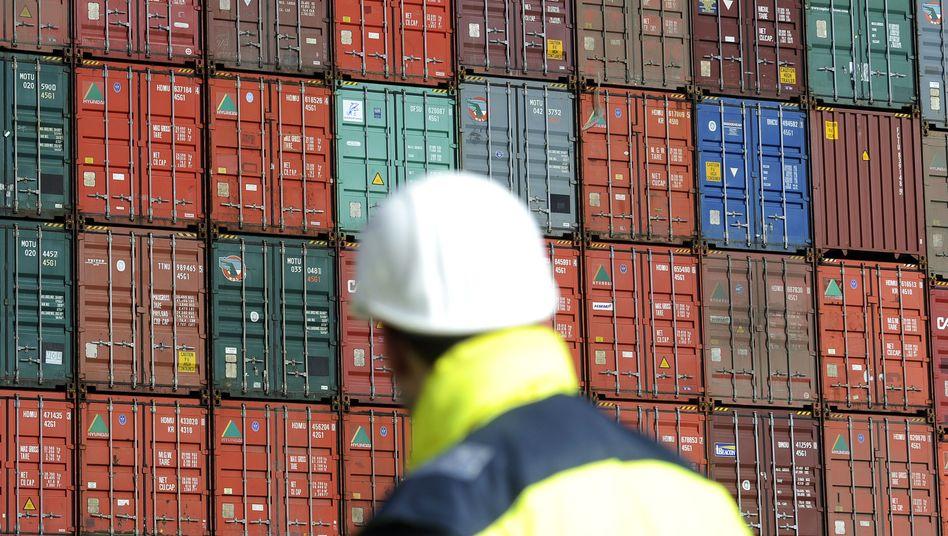 Hamburger Hafen: Deutsche Wirtschaft warnt vor deutlichen Verlusten