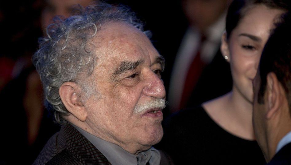 Gabriel García Márquez (2011): Der Schriftsteller hat Probleme mit dem Gedächtnis