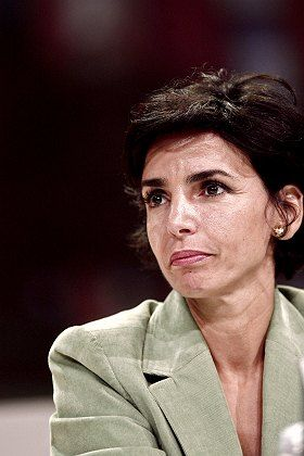 French Justice Minister Rachida Dati has come under attack for her authoritarian style.