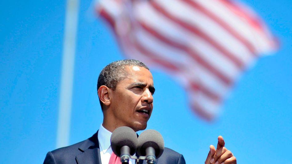 US-Präsident Obama: Glaubwürdige Gewaltandrohung?