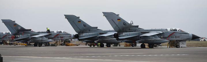 "Bundeswehr-""Tornado"" in Incirlik"