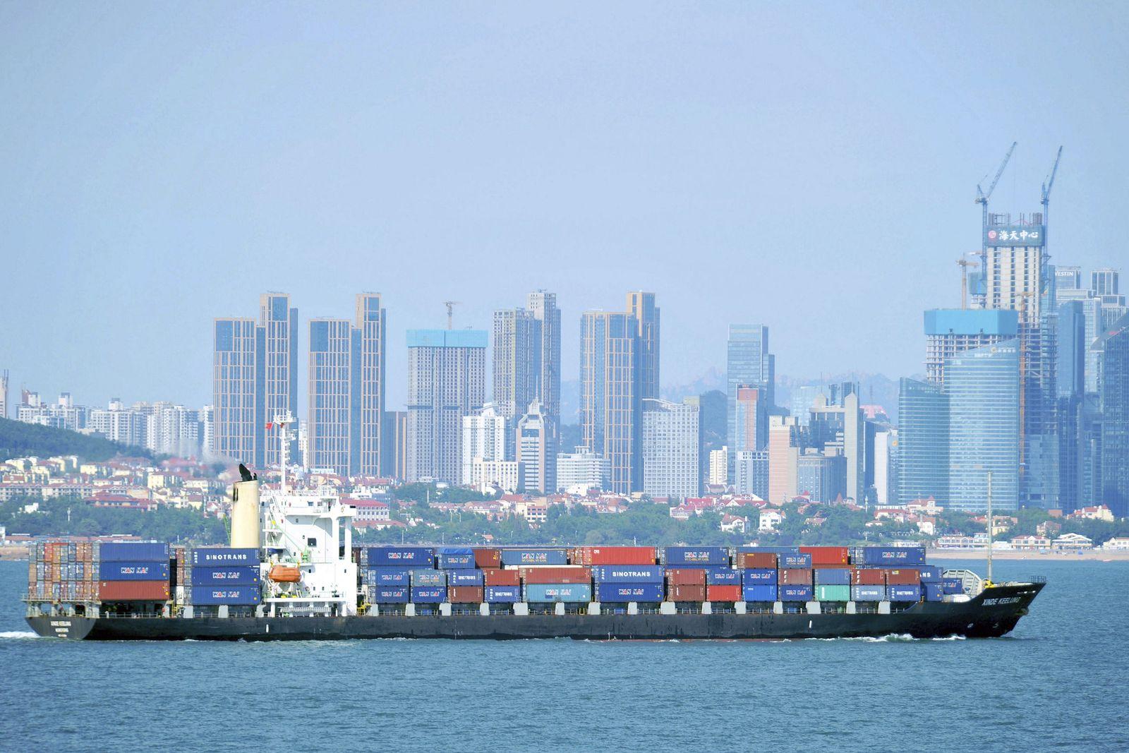 China / Handel / Qingdao