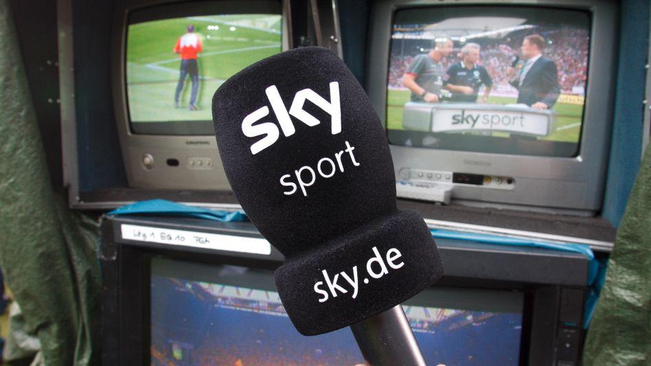 Fernsehsender Sky: Das Hauptprodukt Fußball ist in Gefahr