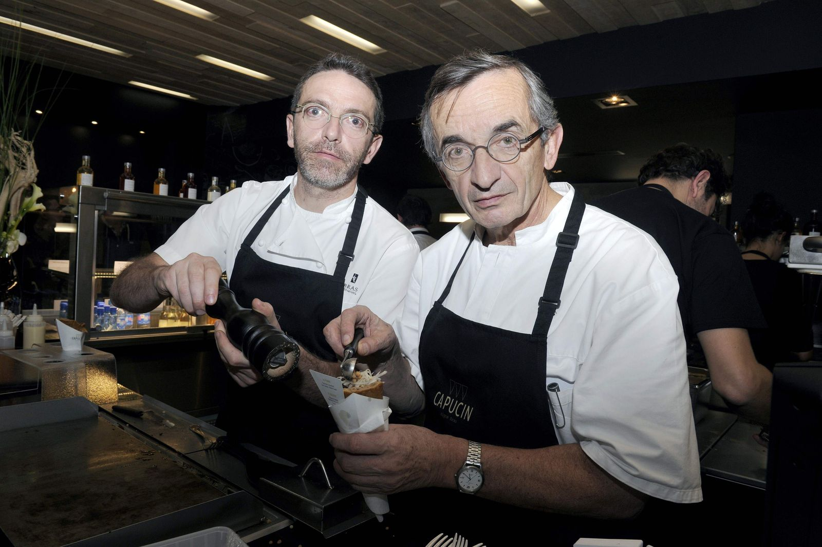 Sebastien & Michel Bras