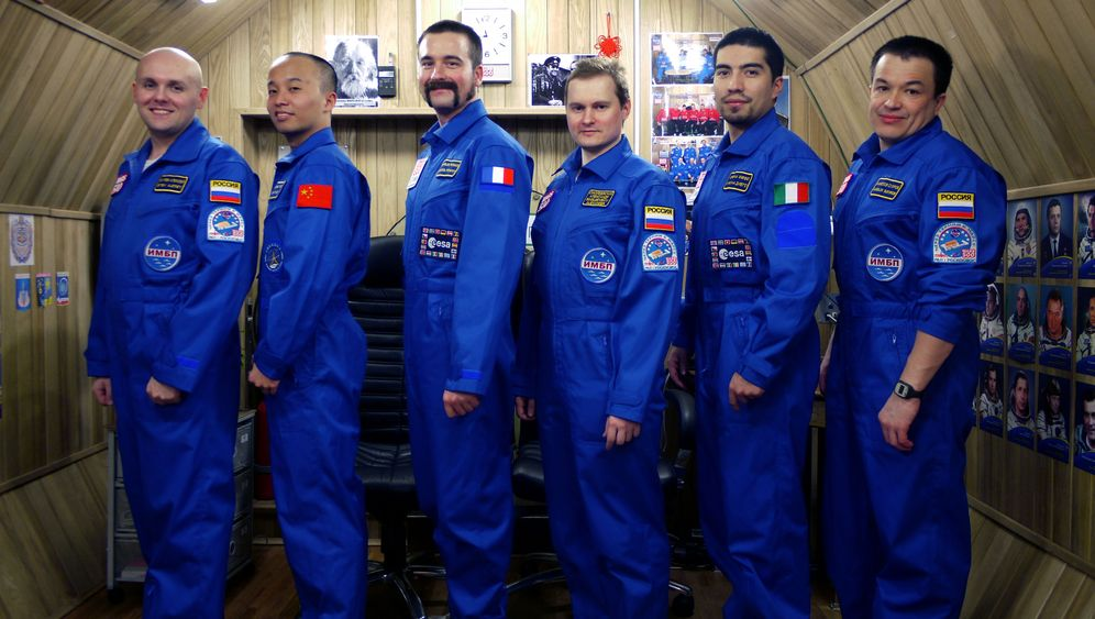 """Projekt """"Mars500"""": Salzarme Kost für die Besatzung"""