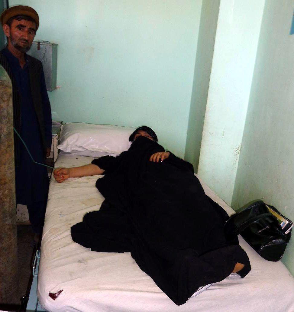 Möglicher Taliban-Giftgasanschlag auf Mädchenschule