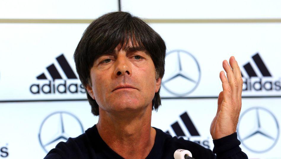 Bundestrainer Löw: Nicht zum ersten Mal verkehrsauffällig