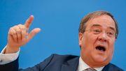 Laschet befürwortet Frauenquote in der CDU