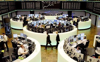 Börse in Frankfurt: Hiobsbotschaften können die Anleger nicht mehr schocken