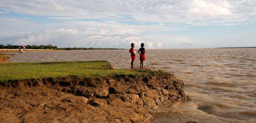 Klimakrise: Heute geborene Kinder könnten siebenmal mehr Hitzewellen erleben