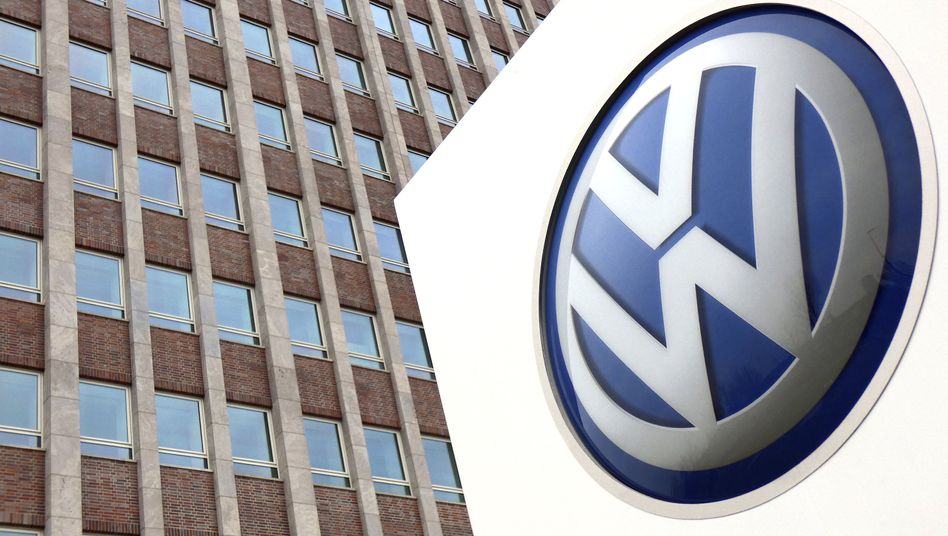 Zentrale von Volkswagen in Wolfsburg