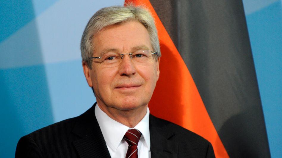 """Interims-Bundespräsident Böhrnsen: """"Respekt"""" für Köhlers Entscheidung"""