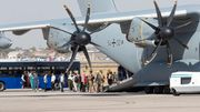 Rettungsflüge der Bundeswehr enden womöglich schon am Freitag