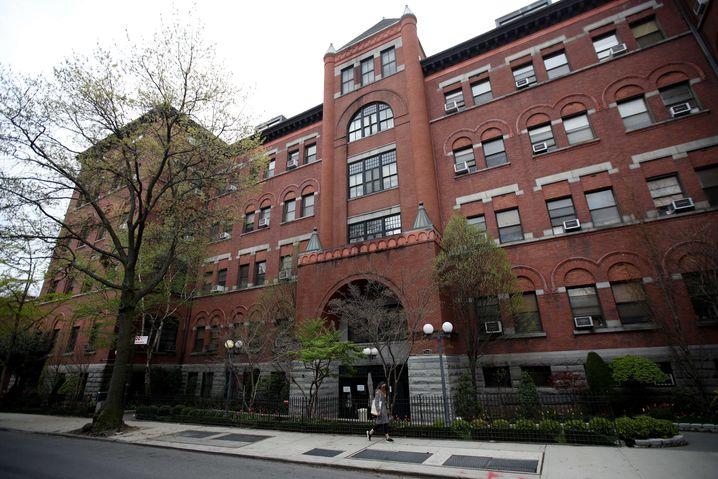 """""""Brutstätte für das Virus"""": Pflegeheim Cobble Hill Health Center in Brooklyn"""
