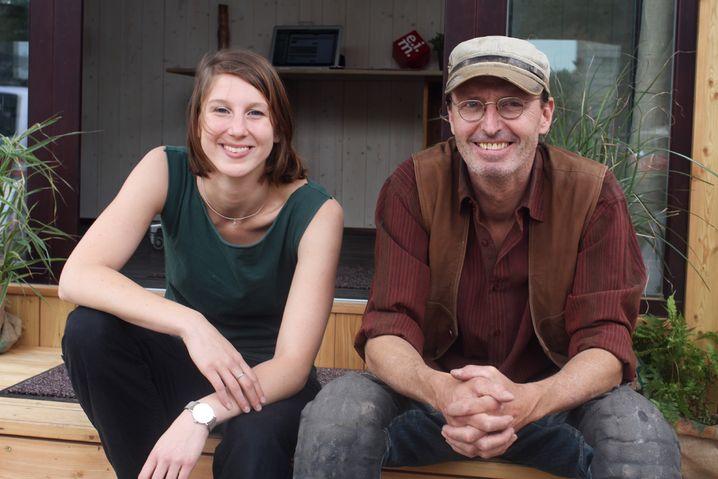 Theresa Steininger und Christian Frantal