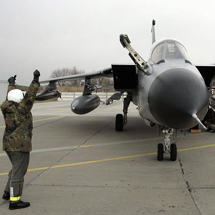 Tornado-Einsatz: Offizier verweigert Beteiligung