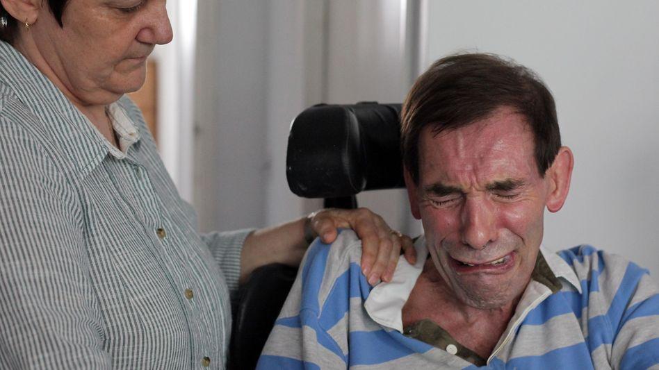 Britischer Locked-in-Patient: Tony Nicklinsons Leiden ist zu Ende
