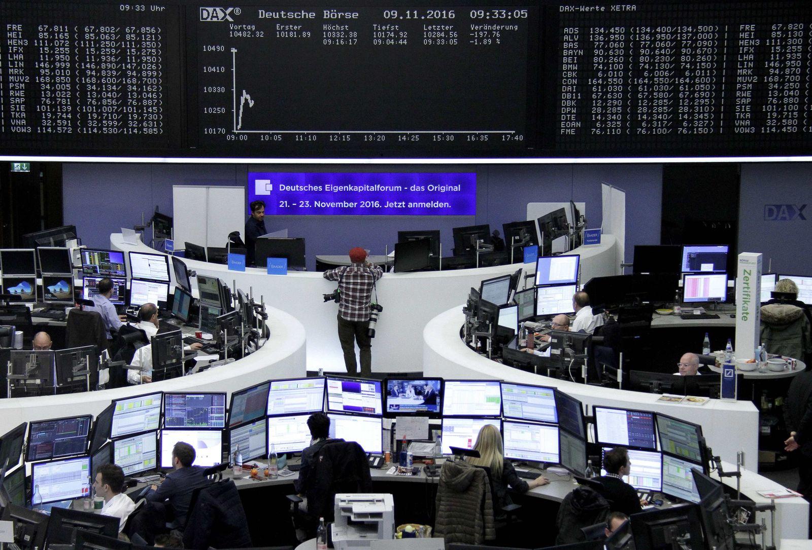 DAX / Börse Deutschland