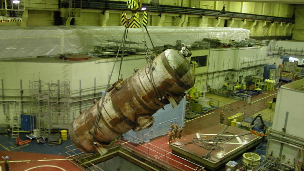 Atomausstieg: So baut man ein Atomkraftwerk ab