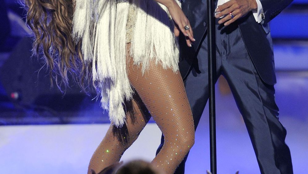 Getrennte Stars: Jennifer Lopez und Marc Anthony