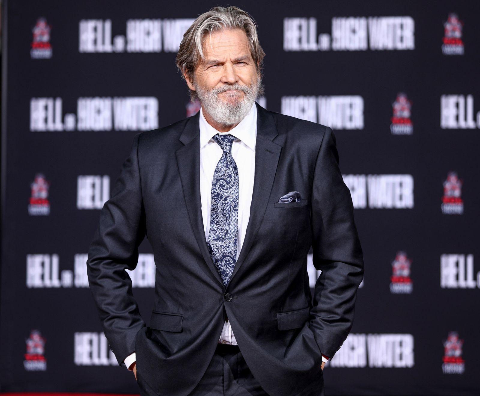 US-Schauspieler Jeff Bridges an Lymphdrüsenkrebs erkrankt