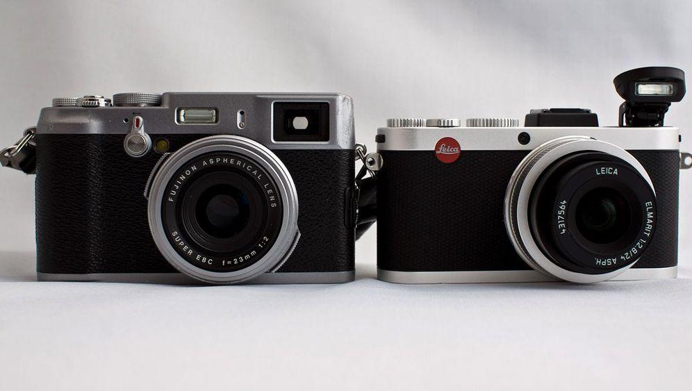 Leica X2: Kompakt, edel, teuer