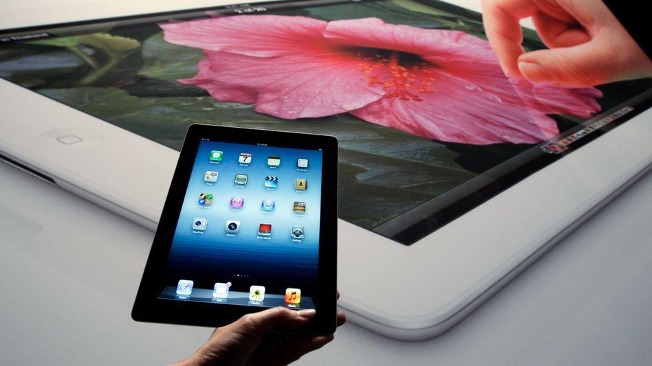 Apples neues iPad: Schnell, schlicht und messerscharf