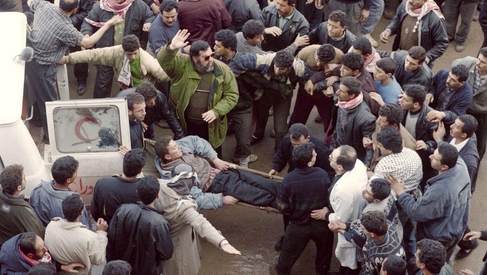Vom Massaker zur Geisterstadt: Goldsteins Erbe