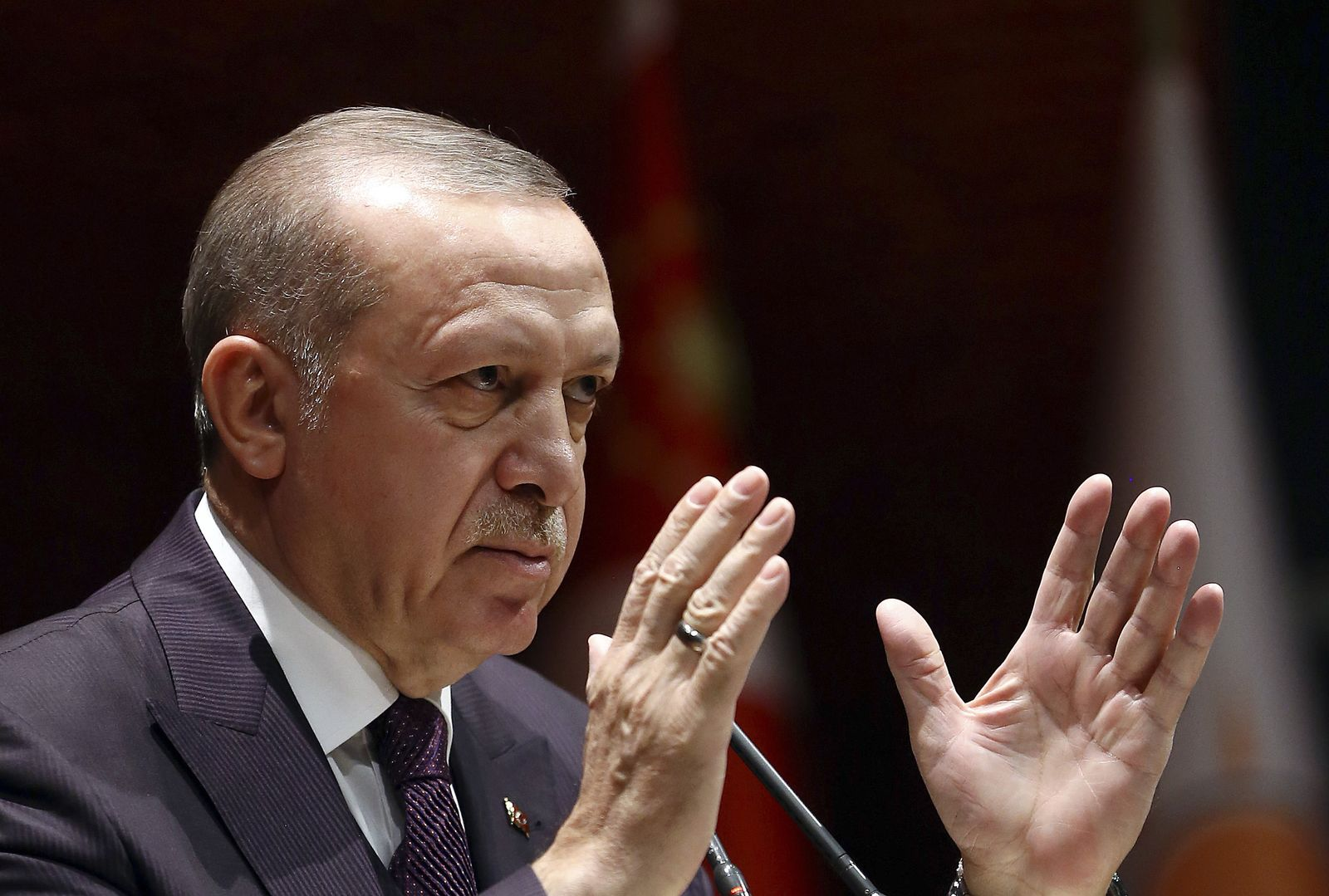 Erdogan äußert sich zu Konflikt in Afrin