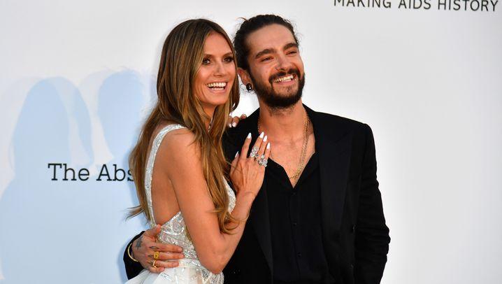 Heidi Klum und Tom Kaulitz: Turteln in Cannes