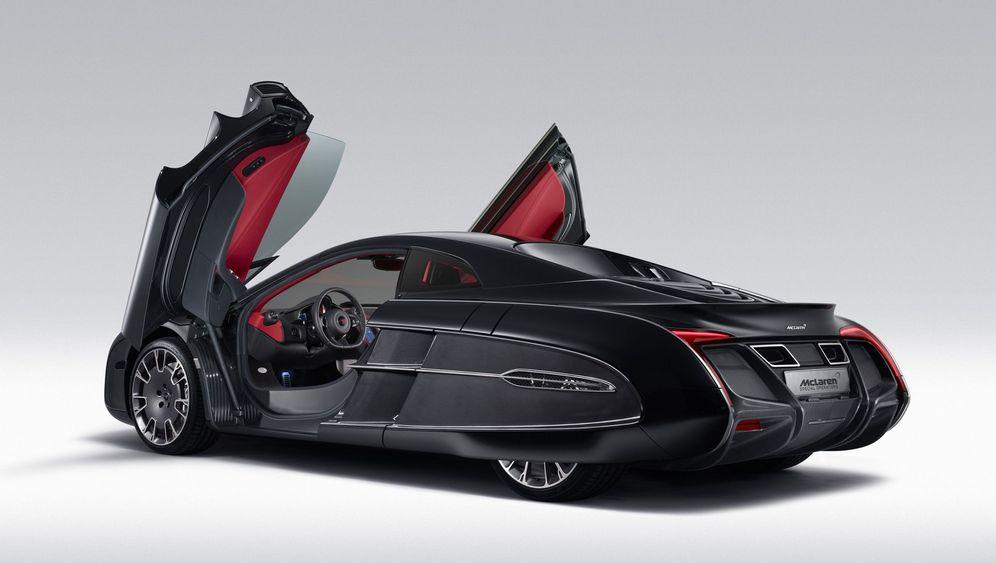 McLaren X-1: Hauptsache anders