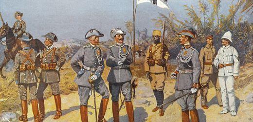 Deutsche Kolonialgeschichte: Von Afrika nach Russland