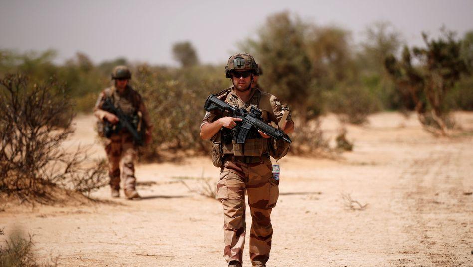 Terror in der Sahelregion: Tschechien hilft Frankreich im Anti-Islamisten-Kampf