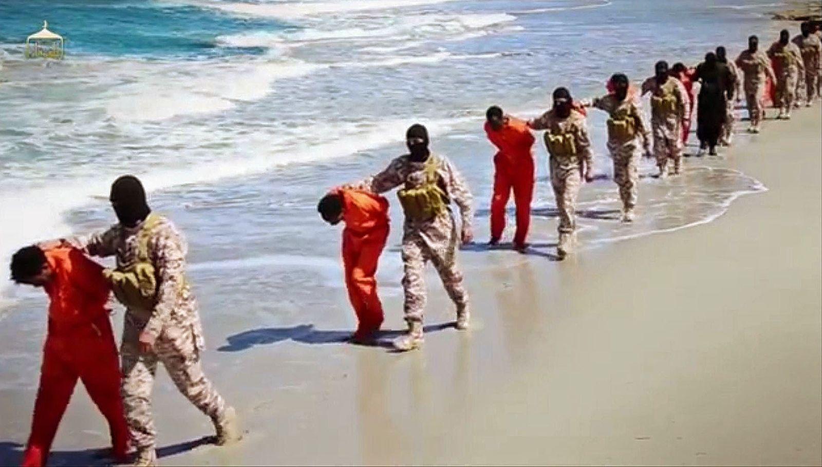 IS Libyen Islamic State