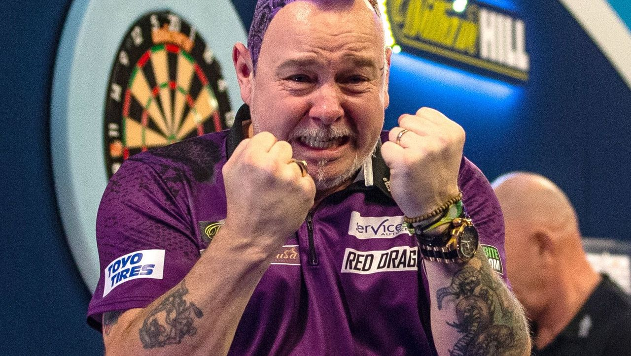 Peter Wright Homepage