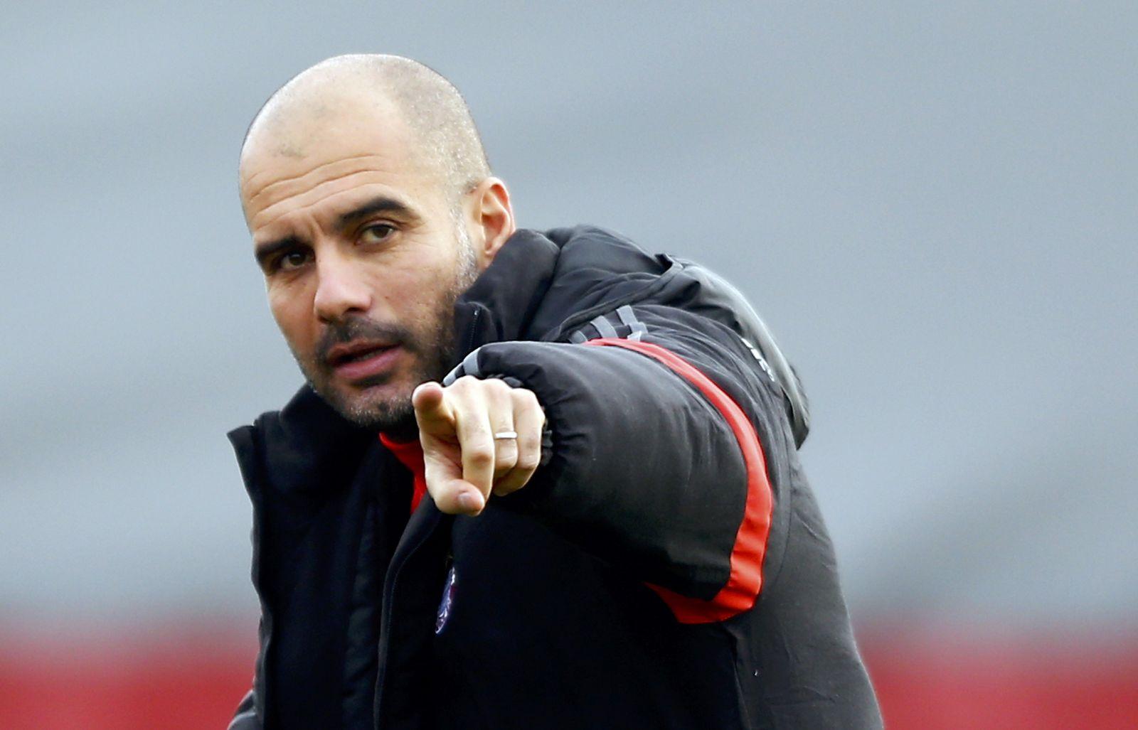 Guardiola FC Bayern