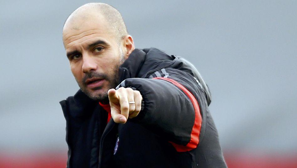 Bayern-Trainer Guardiola: Vorzeitige Vertragsverlängerung möglich