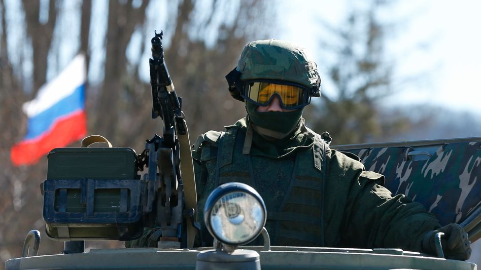 The Russian invasion of Crimea has the potential to set off an explosive set of events within Ukraine.