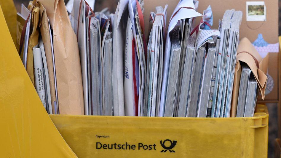 Briefe in der Zustellung: in Duisburg nicht mehr überall