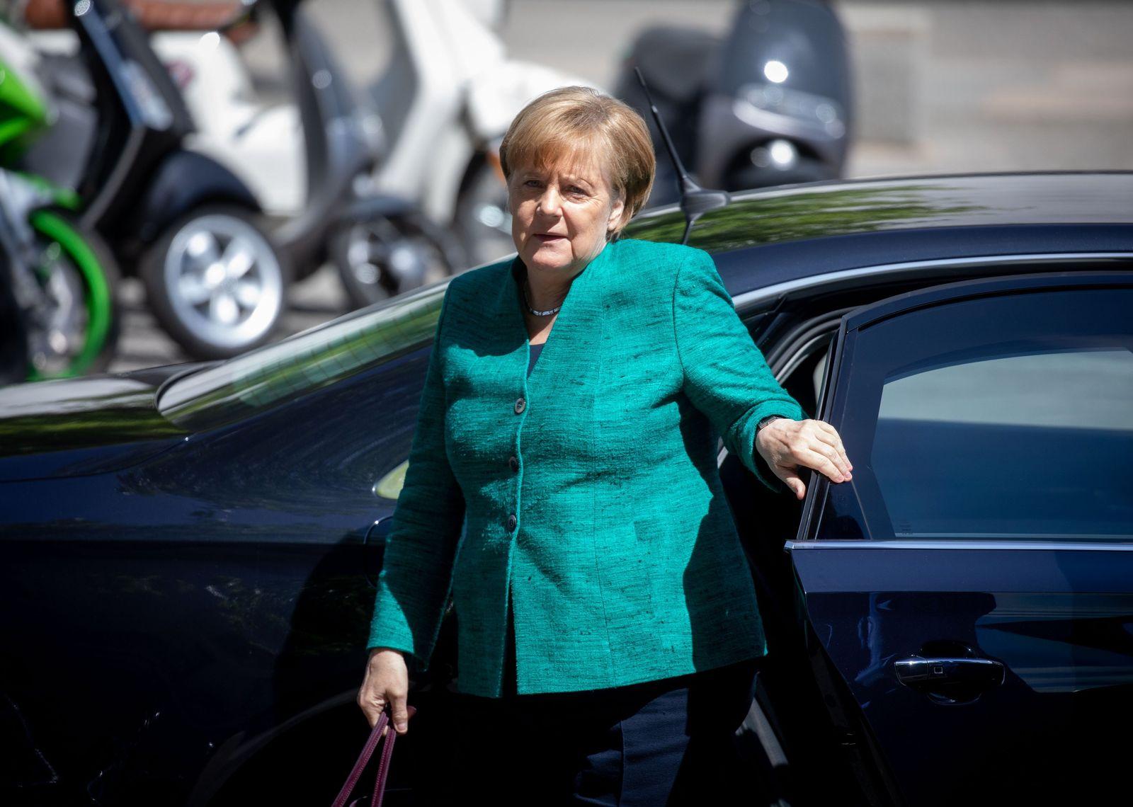 Bundestag - CDU/CSU-Fraktionssitzungen