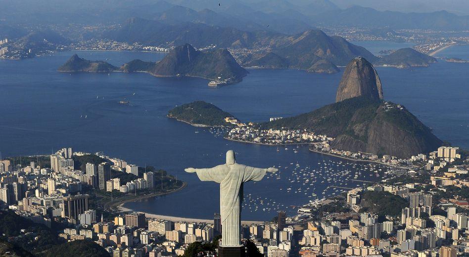 """Christus-Statue in Rio de Janeiro: """"Förderung und Honorierung hervorragender Leistungen"""""""